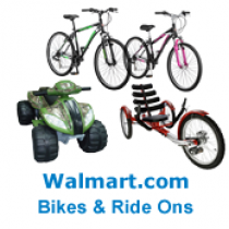 Bikes and Ride Ons, 6 Pallet Spaces, Retail $6,476, Bentonville, AR