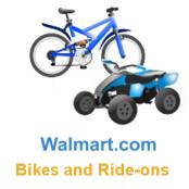 Bikes and Ride Ons and more, 8 Single Pallets, Over 7K Retail, Bentonville, AR (8098) liquidation auction. Official Walmart Liquidation Site