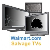 Salvage TVs, 1 Truckload, Retail $59,675, Indianapolis, IN, 500 Miles Free Shipping
