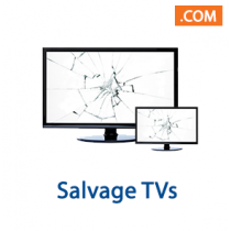 Salvage TVs, 1 Pallet Space, Retail $2,240, Indianapolis, IN, 500 Miles Free Shipping