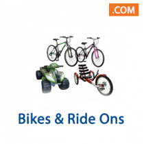 Bikes and Ride Ons, 1 Truckload, Retail $25,003, Indianapolis, IN, 500 Miles Free Shipping