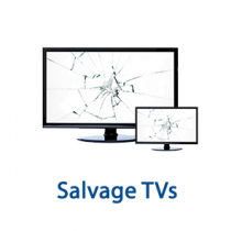 Truckload (24 Pallet Spaces) of UNMANIFESTED Salvage TVs, Waco, TX, 300 Miles Free Shipping