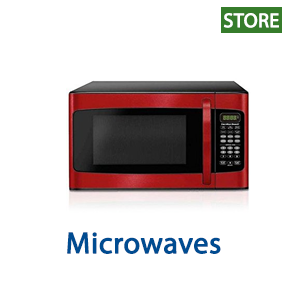 Microwaves by Hamilton Beach, Frigidaire & More, 6 Pallet Spaces, Retail $7,514, Johnstown, NY, 500 Miles Free Shipping