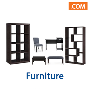 4 Pallet Spaces of Furniture, Ext. Retail $4,491, Indianapolis, IN, 200 Miles Free Shipping