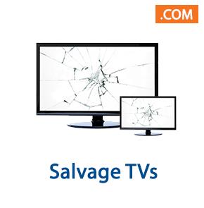 5 Pallet Spaces of Salvage TVs, Ext. Retail $11,694, Waco, TX, 300 Miles Free Shipping