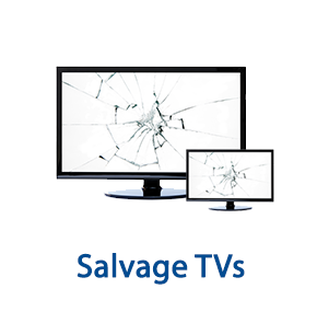 Truckload (21 Pallet Spaces) of UNMANIFESTED Salvage TVs, Las Vegas, NV, 300 Miles Free Shipping
